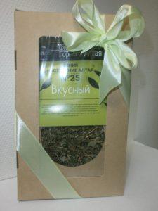 Травяной чай в подарочном оформлении купить в Красноярске