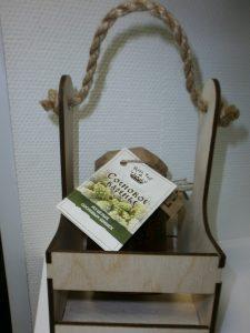 Сибирское варенье из сосновых шишек купить в Красноярске