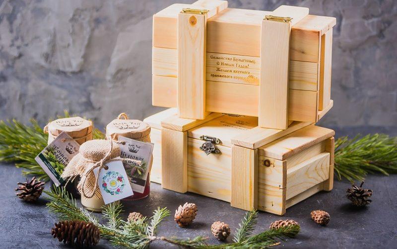 Подарки со вкусом Сибири купить